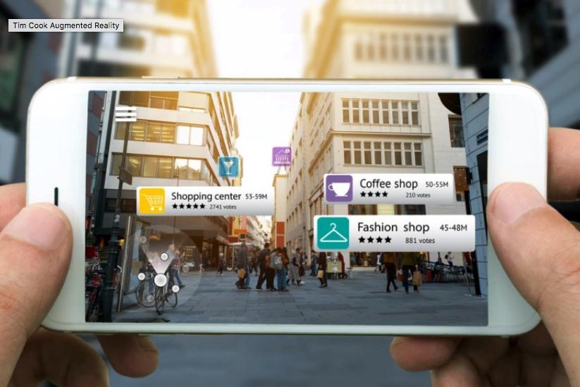 mobile app development AR