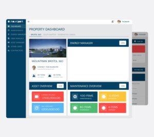 Mountpark web screens